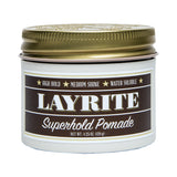Layrite Superhold Pomade 4.25 oz