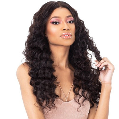Shake-N-Go Ibiza 100% Natural Virgin Human Hair Weave - Loose Deep
