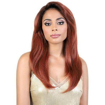 Motown Tress Deep Part Synthetic Lace Front Wig – LDP-Kora
