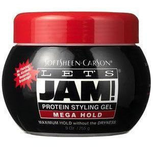 Let's Jam! Protein Styling Gel Mega Hold 9 OZ