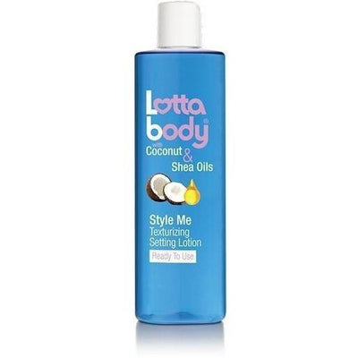 Lottabody Style Me Texturizing Setting Lotion 12 OZ