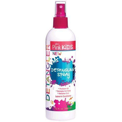 Luster's Pink Kids Detangling Spray 12 OZ