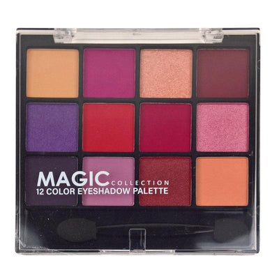 Magic Collection 12 Color Eyeshadow Palette