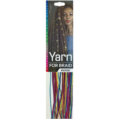 Magic Collection String for Braid, Assorted Color #FILITO2AST