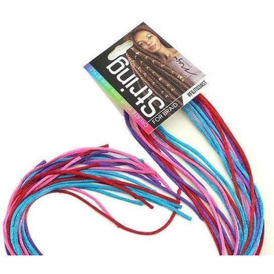 Magic Collection String for Braid, Assorted Color #FILITO3AST