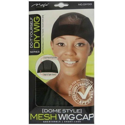 Magic Dome Style Mesh Wig Cap #DIY001