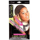 Magic Wig Grip Velvet Band #DIY010