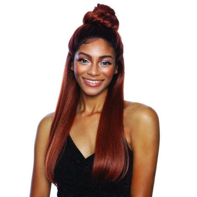 Mane Concept Synthetic Red Carpet Premiere Easy Do Lace Front Wig – RCED01 Dorinda