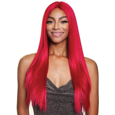Mane Concept Synthetic Red Carpet Premiere Fashion Girl Lace Front Wig – RCP7036 Fashion Girl 01