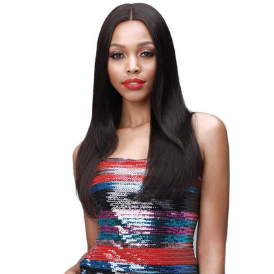 Bobbi Boss 100% Unprocessed Human Hair Lace Front Wig - MHLF308 Eudora