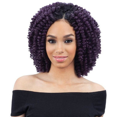 MilkyWay Que Short Cut Series Weave – Swirly Wand Curl