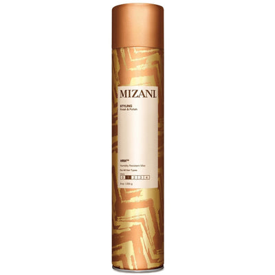 MIZANI Styling Finish & Polish - HRM Humidity Resistant Mist (1 Hold) 9 OZ