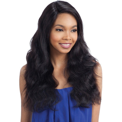 Model Model Nude Brazilian Natural L-Part Lace Front Wig – Natural S Wave