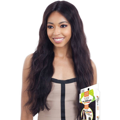 Model Model 100% Human Hair Nude Brazilian Natural Freedom Lace Part Wig – Origin 702