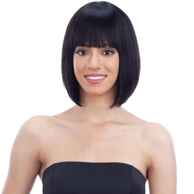 Model Model 100% Human Hair Nude Brazilian Natural Wig – Bella