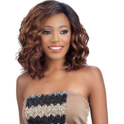 Model Model Deep Invisible L-Part Wig – Jazzy
