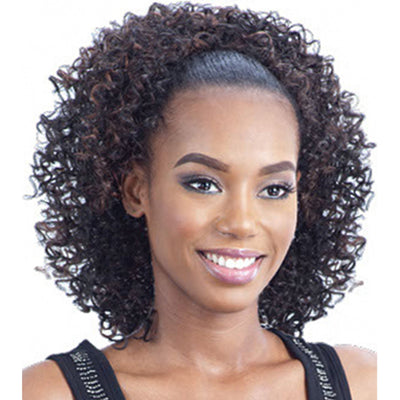 Model Model Drawstring Ponytail – Hot Toddy Girl