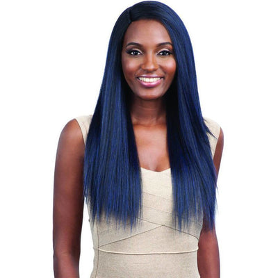 Model Model Freedom Part Wig – Number 101