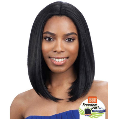 Model Model Freedom Part Wig – Number 102