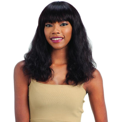 Model Model Nude Brazilian Natural Human Hair Wig – S-Wave (M)