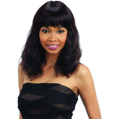 Model Model Nude Brazilian Natural Human Hair Wig – S-Wave (S)