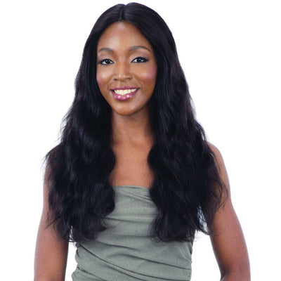 Model Model Nude Brazilian Natural Lace Front Wig – Origin 301