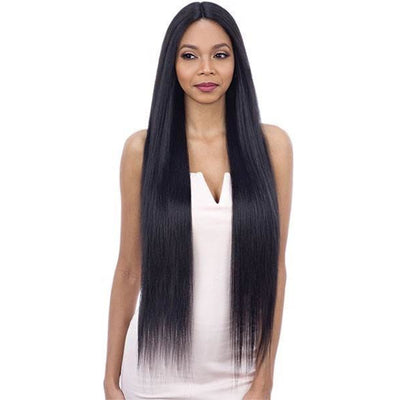 Model Model Synthetic Freedom Part Lace Front Wig – Number 204