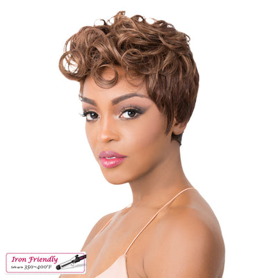 It's A Wig! Synthetic Wig - Modern