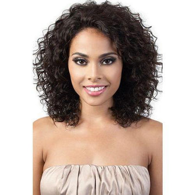 "Motown Tress 100% Persian Virgin Remy 13"" x 2"" Swiss Lace Wig – HPL3.Talia"