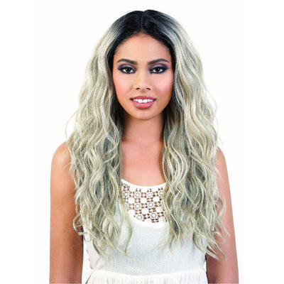 Motown Tress Deep Part Spin Part Synthetic Lace Front Wig – LDP-Spin64