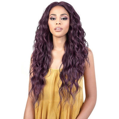 Motown Tress Lace Front Wig – LDP-Peggy | COLOR: FSBROWNPINK