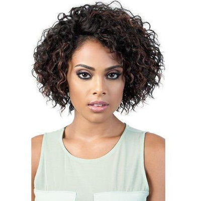 Motown Tress Human Hair Blend Deep Part Lace Front Wig – HBLDP.Rox