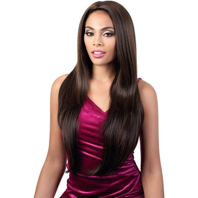 Motown Tress Quick-N-Easy Half Wig – QE.Faith
