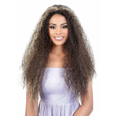 Motown Tress Quick-N-Easy Synthetic Half Wig – QE.Kamil