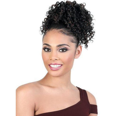 Motown Tress PonyDo Bang Pony Synthetic Drawstring Ponytail – PD-Bang160