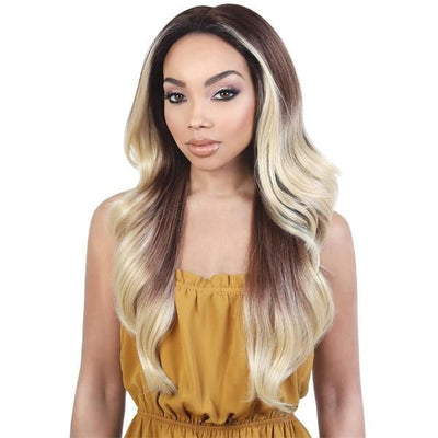 Motown Tress Deep Part Spin Part Synthetic Lace Front Wig – LDP-Spin72