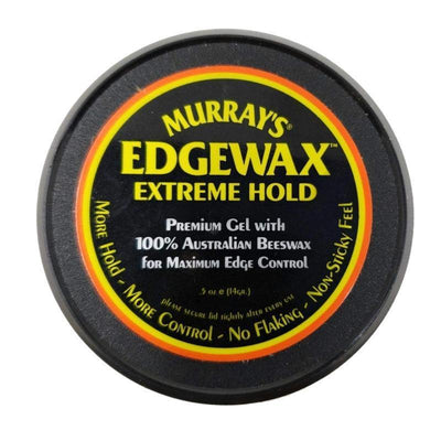 Murray's Edgewax Extreme Hold 100% Australian Beeswax 0.5 OZ