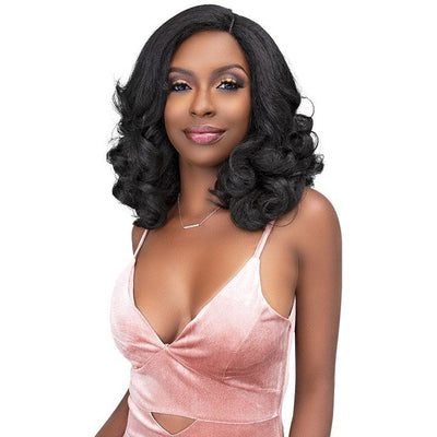 Janet Collection Natural Me Blowout Lace Front Wig - Sierra