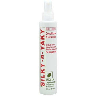 Next Image Silky-N-Yaky Conditioner & Detangler Spray 8 OZ