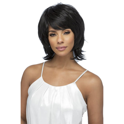 Vivica A. Fox Synthetic Pure Stretch Cap Wig - Nova