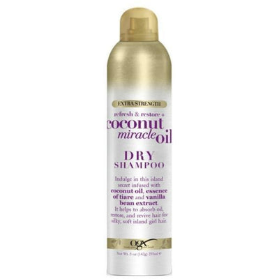 OGX Organix Refresh & Restore Coconut Miracle Oil Dry Shampoo 5 OZ