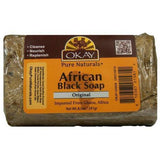 OKAY African Black Soap Original 8.5 oz