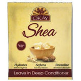 OKAY Ultra Moisturizing Shea Leave In Deep Conditioner 1.5 OZ