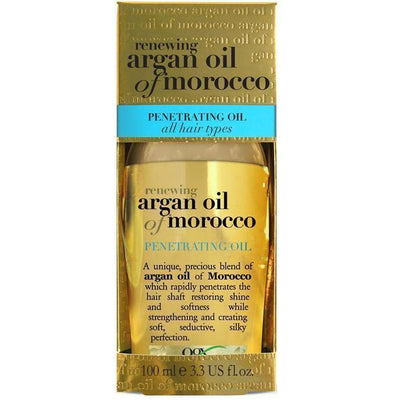 OGX Organix Renewing Argan Oil of Morocco Penetrating Oil 3.3 oz
