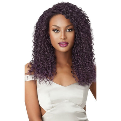 Outre Synthetic Quick Weave Half Wig – Sheena