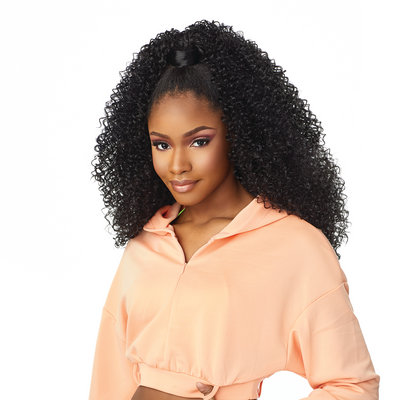 Sensationnel Instant Up & Down Half Wig & Pony Wrap - UD 003