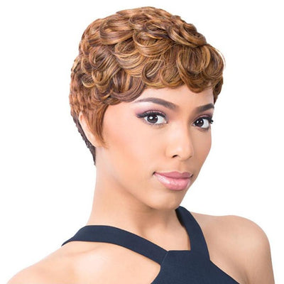 It's A Wig! Synthetic Wig - Pin Curl 202