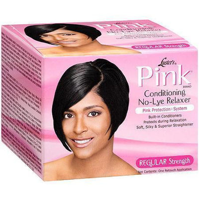 Luster's Pink Conditioning No-Lye Touch Up Relaxer REGULAR
