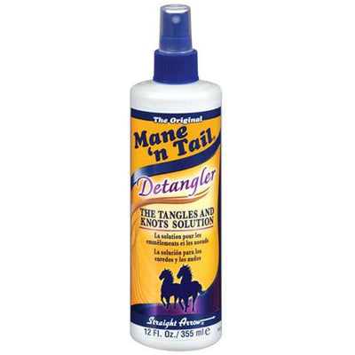 Mane N' Tail Tangle & Knot Solution Detangler 12 OZ