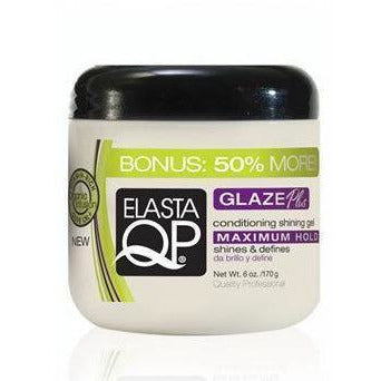 Elasta QP Conditioning Shining Gel Glaze Maximum Hold 4 OZ
